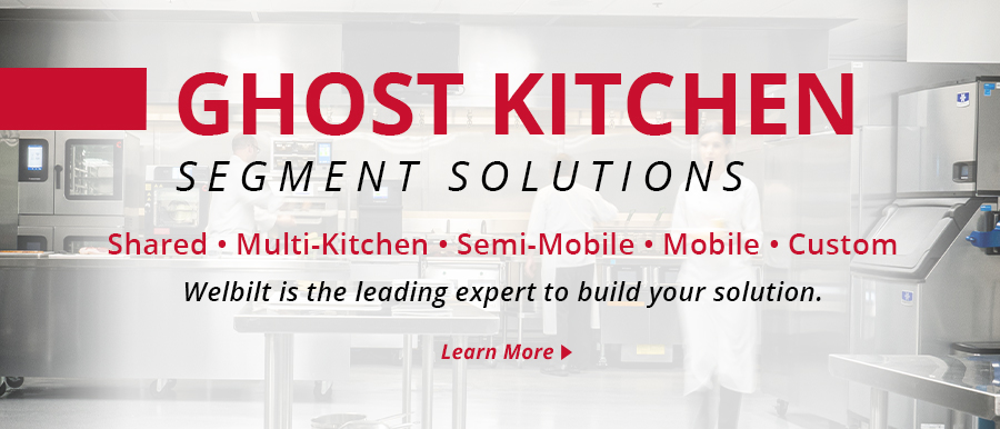 Ghost Kitchen Segment Solutions